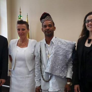 Besuch vom Babalorixá – Politik und Wissenschaft