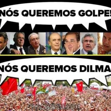 Hexenjagd auf Brasilianisch: Die Gang der Korruptionsmeister gegen Dilma und das Volk