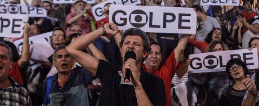 Dilma Roussef: ich trete nicht zurück.