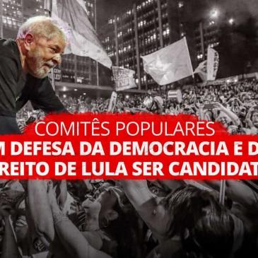 DER FALL LULA & DIE POST-PUTSCH POLITIK BRASILIENS