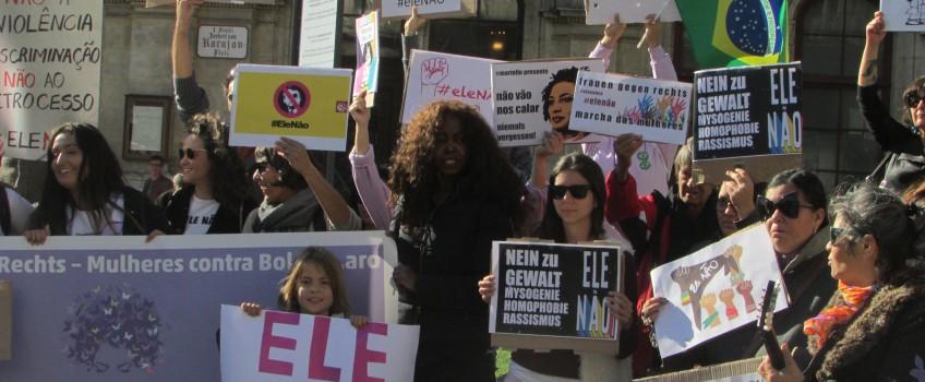 Wiener Herbst im feministischen Frühling